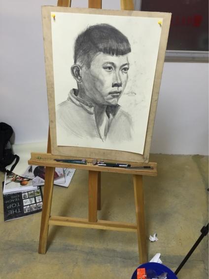 学哥学姐们给我推荐几个沈阳或北京的好画室吧